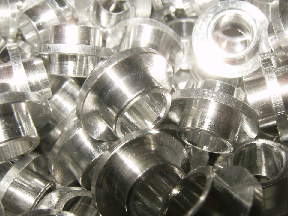10mm Alloy Floating Bearing Spacers