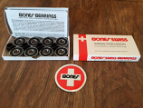 Bones Swiss Black 7 Ball (Pack of 8 608 bearings)