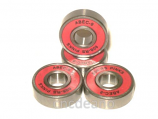 Abec 9 608 RS Limited Edition Pink and Chrome Bearings